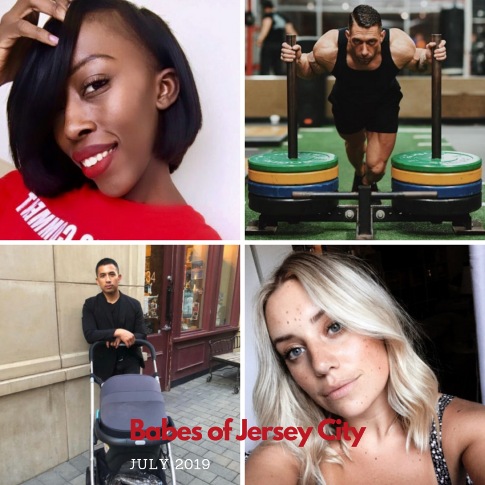 Babes of Jersey City –July