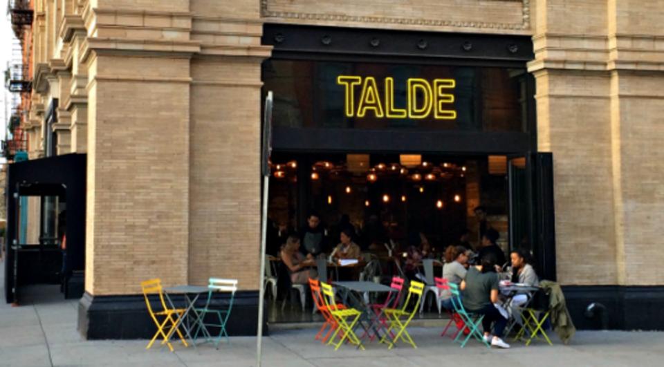 Talde Jersey City Closes Its Doors