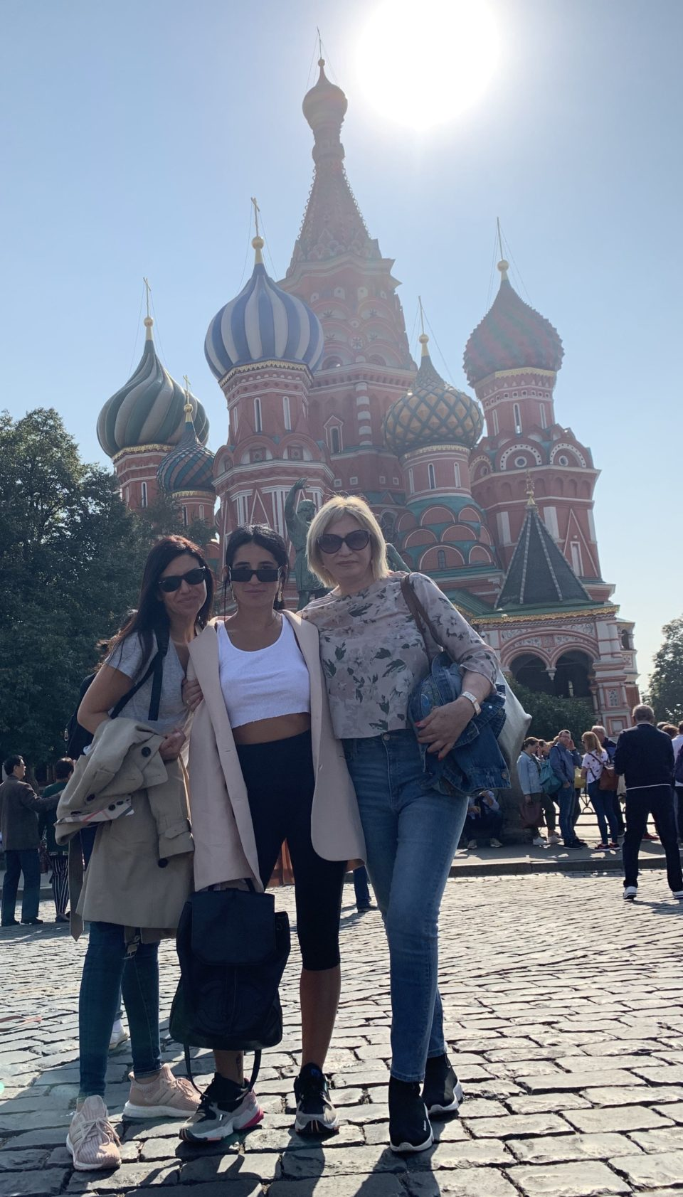 4 Days in Moscow