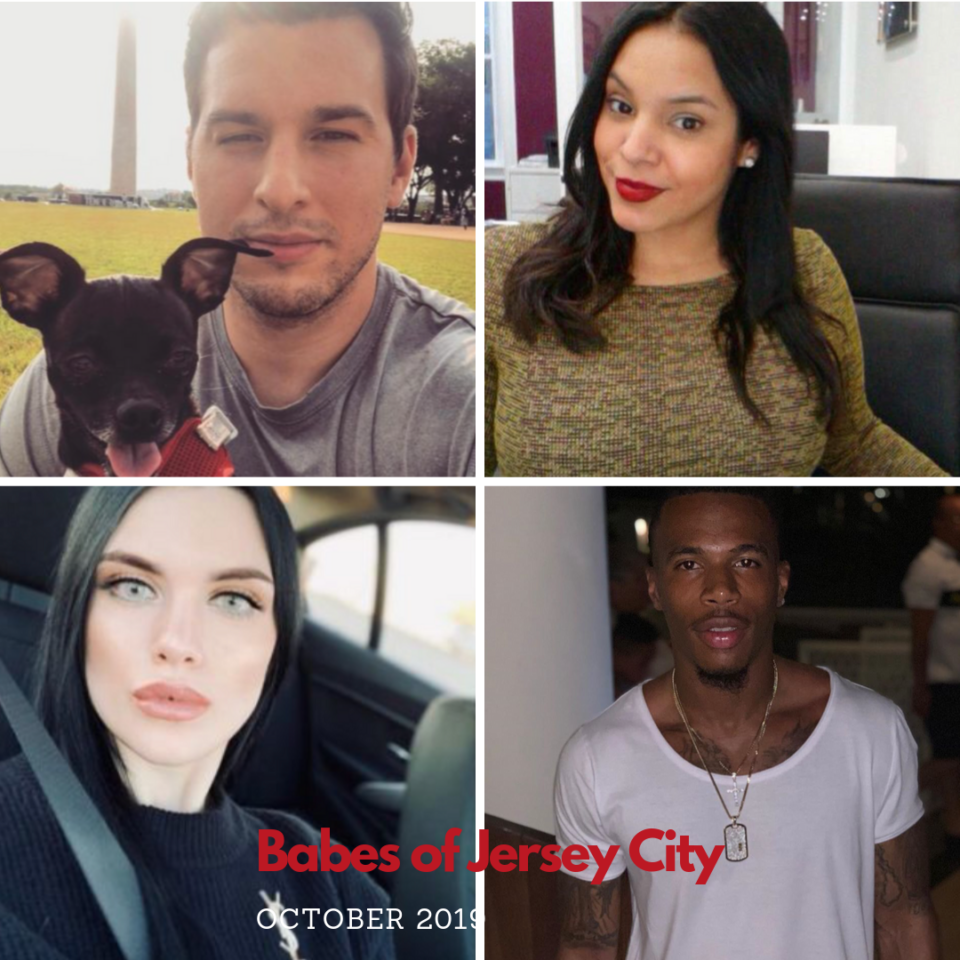 Babes of Jersey City – October
