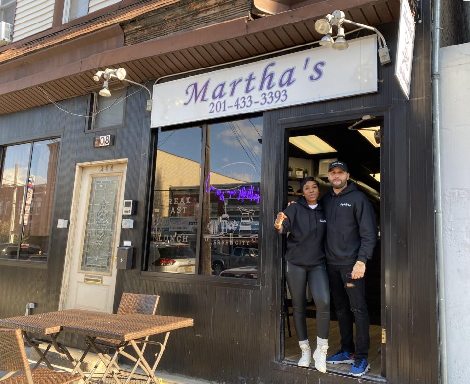JC Spot: Martha's JC