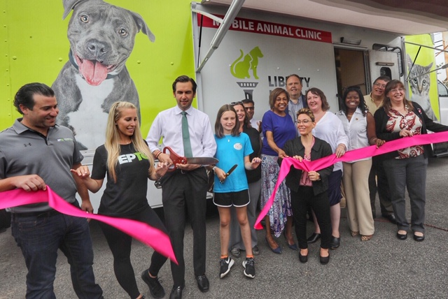 EPTG's second fundraiser for Liberty Humane Society