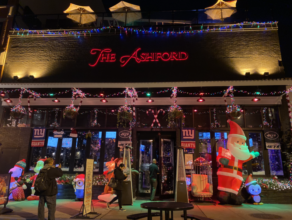 6 festive spots in Jersey City + Hoboken to get you in the holiday spirit