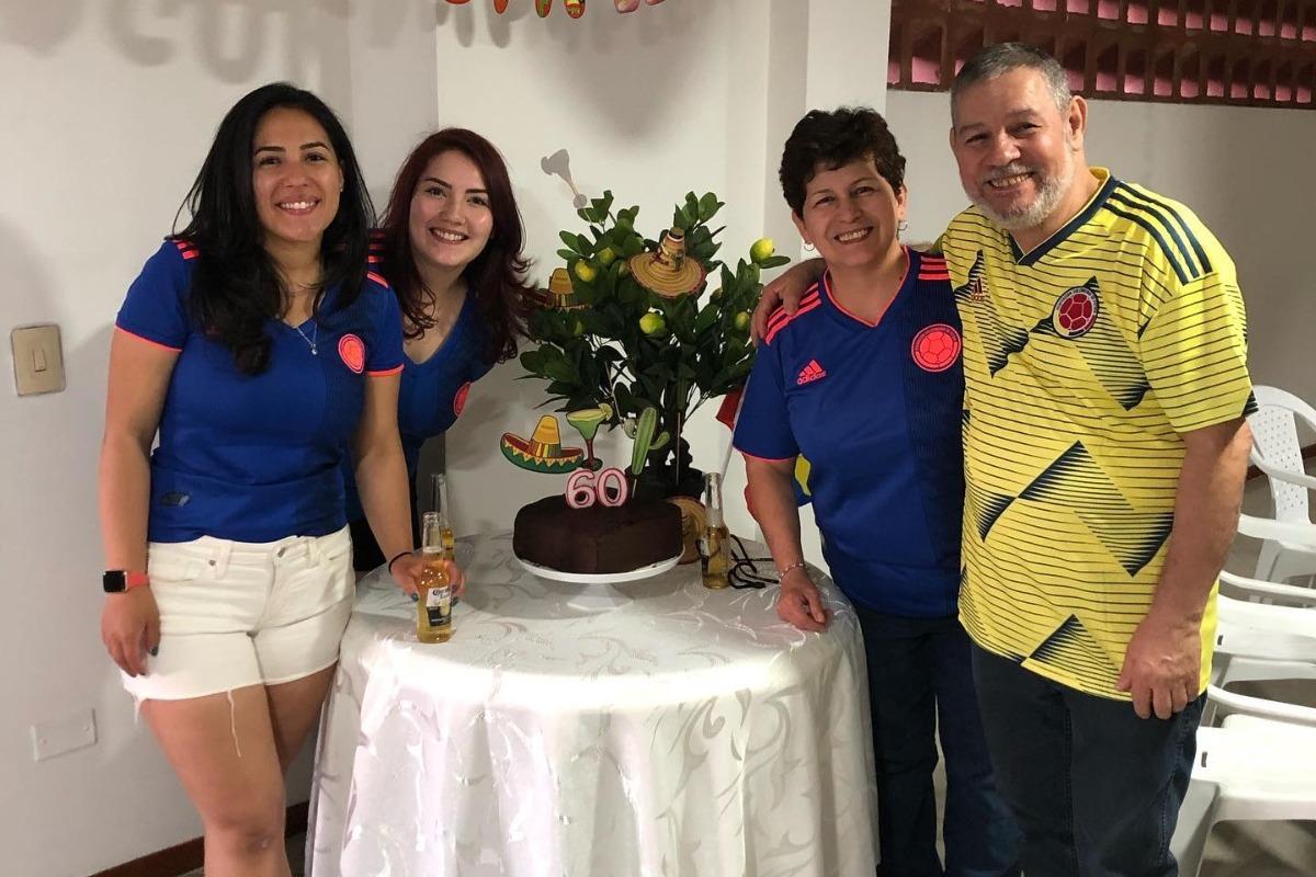 Raising money for the Castano family