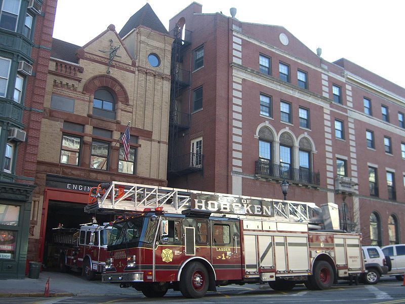 Letters from the Hoboken Fire Department