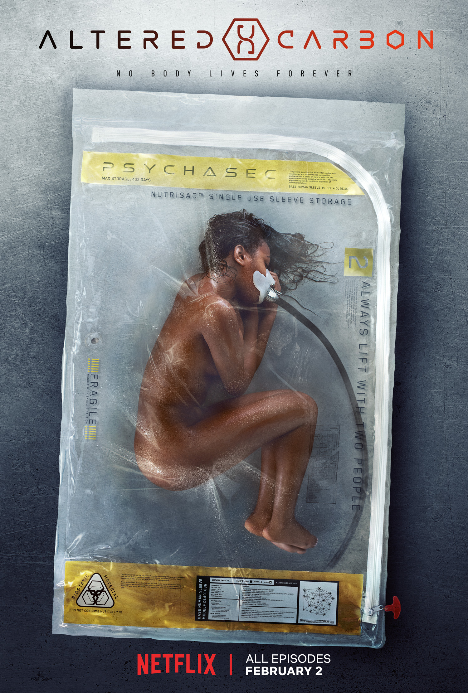 Altered Carbon Handlung