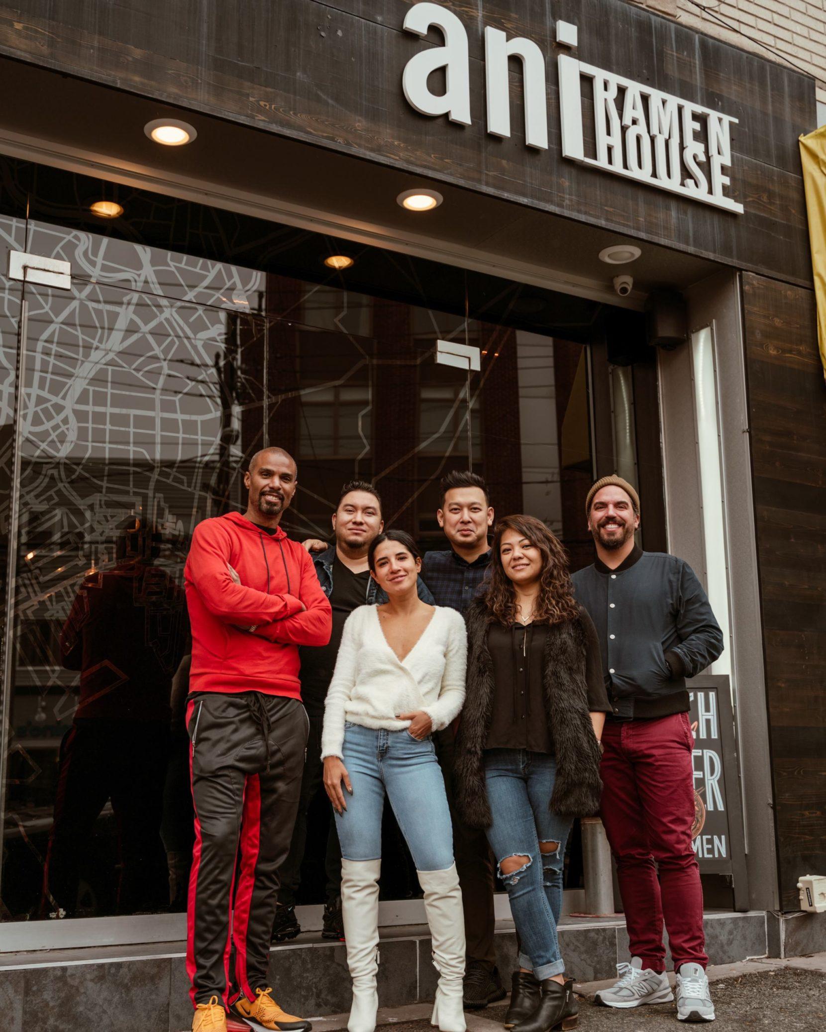 Ani Ramen Relaunching As Non-Profit Restaurant