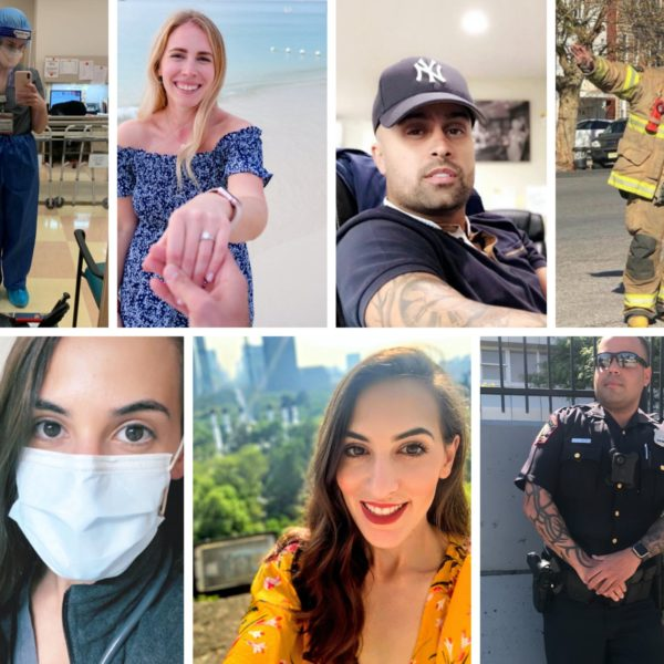 Babes of Jersey City – Essential Workers