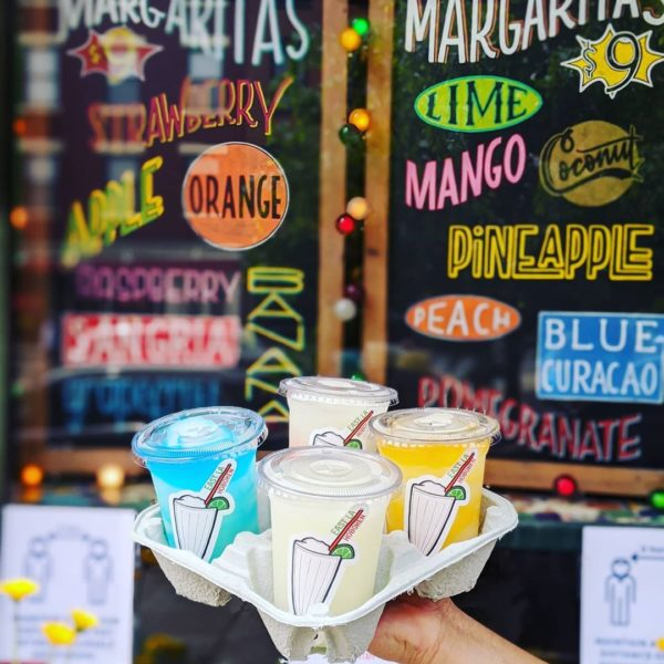 14 spots to buy cocktails to-go in Jersey City + Hoboken