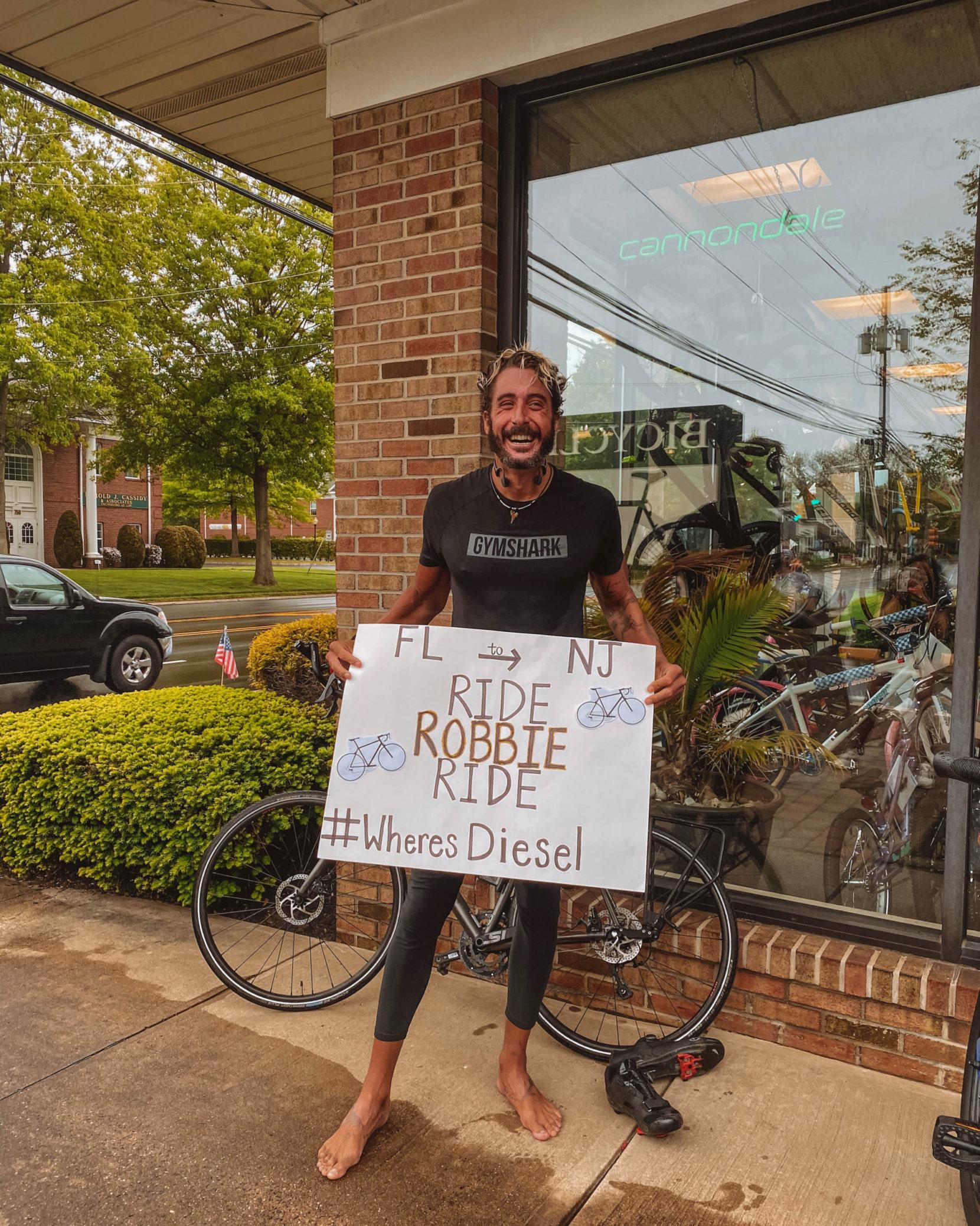 Robbie Doran- Cycle's For Coffee