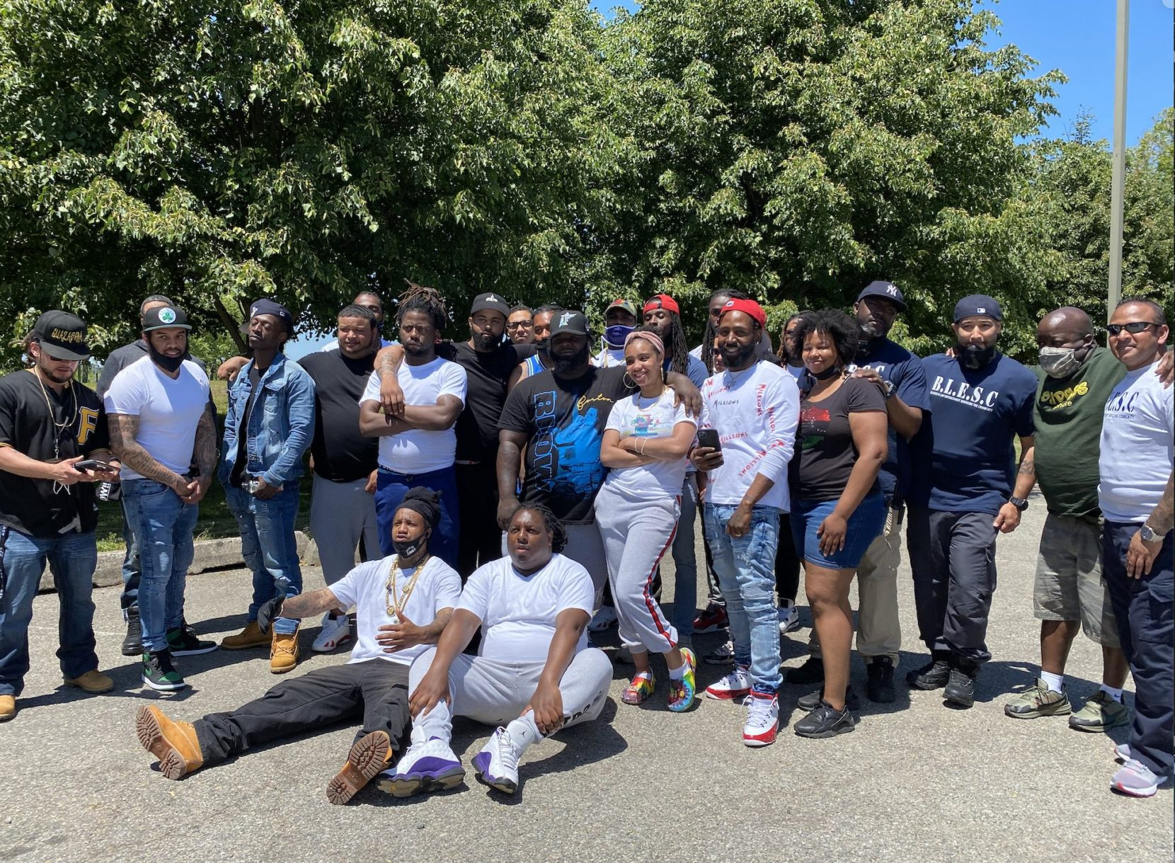 A Call For Peace in Jersey City