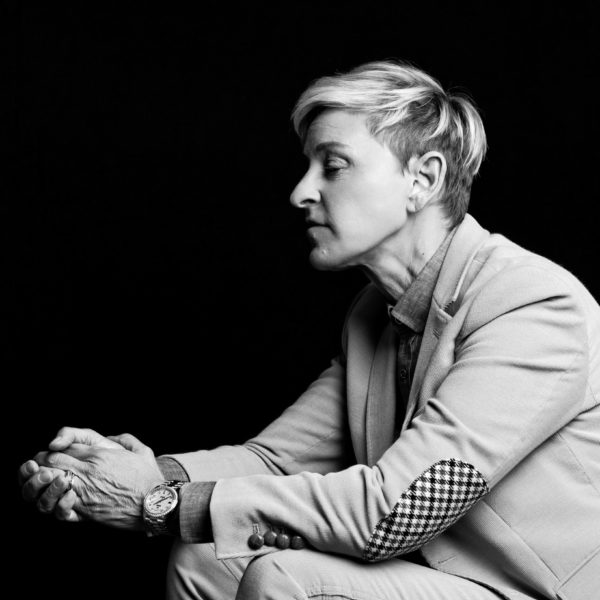 Ellen Degeneres And Hollywood: Be Kind To Ourselves?