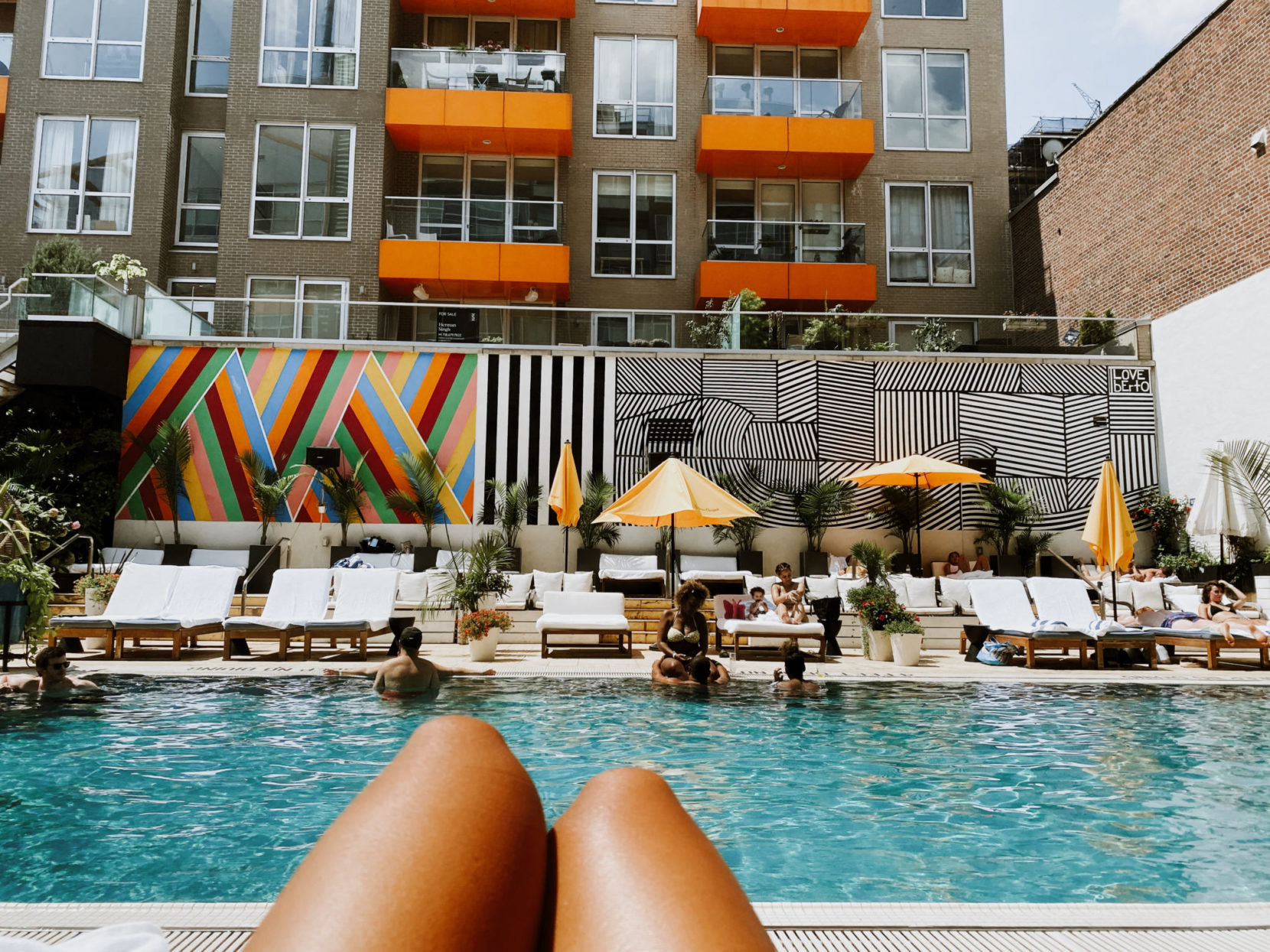 6 Pools in NYC and NJ Offering Day Passes