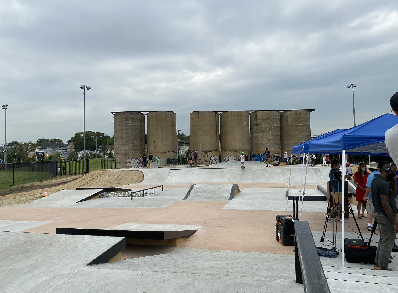 Jersey City Opens New Skate Park with Tony Hawk Foundation Grant