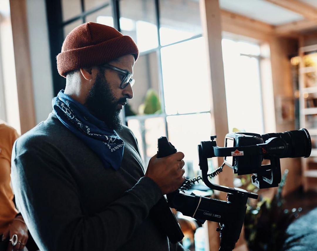 Meet NYC Filmmaker Yaniel Paulino