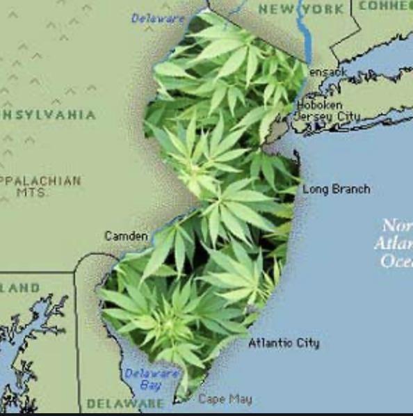 Marijuana Legalization in New Jersey